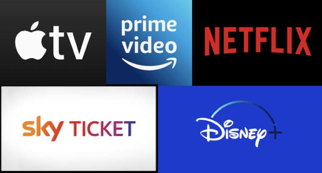 Streaming Dienste Serien